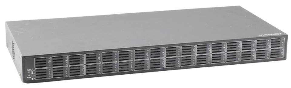 Thiết bị mạng GSM 32 kênh SIM di động Synway SMG4032