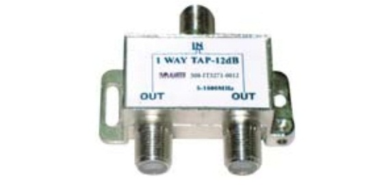 Bộ chia Tap off Indoor 1-way Alantek (308-IT5271-00XX)