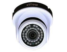 Camera AHD Dome hồng ngoại Outdoor eView IRV3536F30