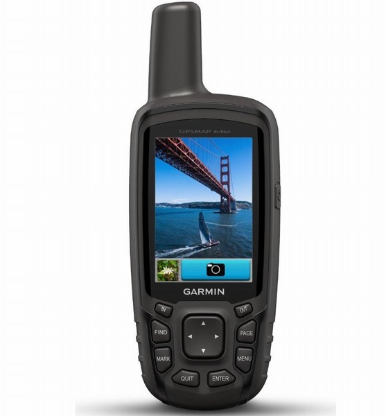 Kết quả hình ảnh cho GPS Garmin GPSMAP 64SC