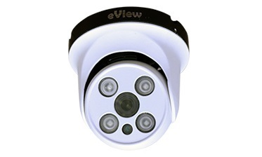 Camera IP Dome hồng ngoại Outdoor eView IRV3504N20