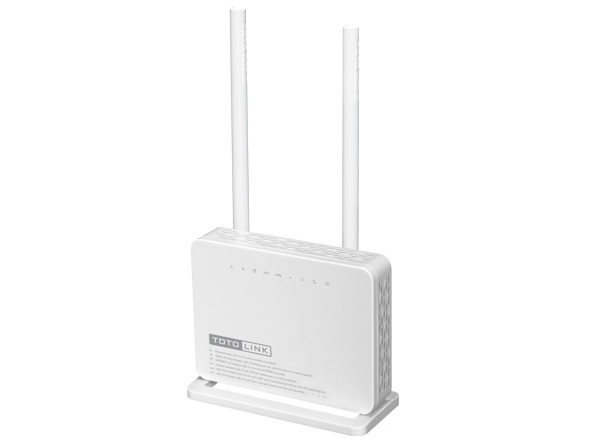 300Mbps Wireless N ADSL 2/2 + Modem Router TOTOLINK ND300