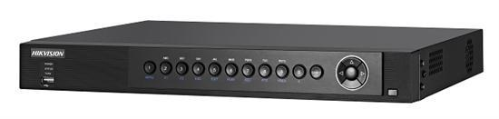 Đầu ghi hình camera HD-TVI và camera IP Hybrid 4 kênh TURBO 3.0 HIKVISION DS-7604HUHI-F1/N