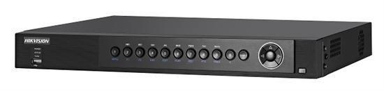 Đầu ghi hình camera HD-TVI và camera IP Hybrid 8 kênh TURBO 3.0 HIKVISION DS-7608HUHI-F2/N
