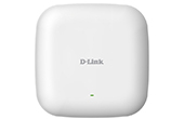 Thiết bị mạng D-Link | Wireless AC1200 Dual-band Gigabit PoE Access Point D-Link DBA-1210P/MSG
