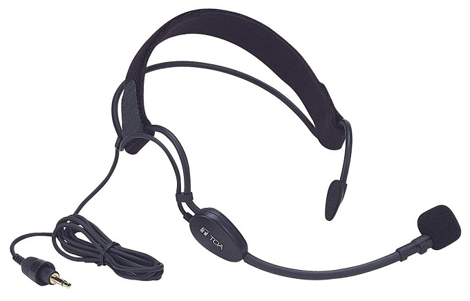 Headset microphone TOA WH-4000A