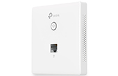 Thiết bị mạng TP-LINK | 300Mbps Wireless N Wall-Plate Access Point TP-LINK EAP115-Wall