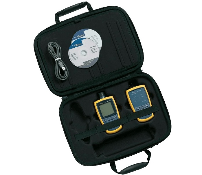 Multimode Fiber Verification Kit FLUKE networks