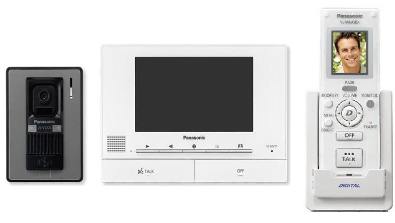 Bộ chuông cửa màn hình màu PANASONIC VL-SW274VN - SIEU THI VIEN THONG