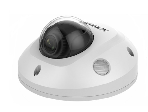 Camera IP Dome hồng ngoại 4.0 Megapixel HIKVISION DS-2CD2543G0-IS