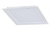 Đèn LED DUHAL | Đèn LED âm trần dạng vuông 18W DUHAL DGV018AN