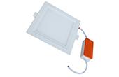 Đèn LED DUHAL | Đèn LED âm trần vuông driver rời 15W DUHAL DGV015A