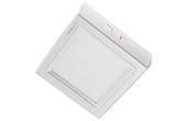 Đèn LED DUHAL | Đèn LED gắn trần nổi vuông 18W DUHAL DGV018N