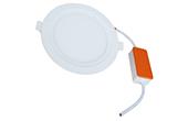 Đèn LED DUHAL | Đèn LED âm trần tròn driver rời 8W DUHAL DGT008A