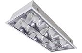 Đèn LED DUHAL | Máng đèn LED âm trần 30W DUHAL PQX605