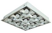 Đèn LED DUHAL | Máng đèn LED âm trần 45W DUHAL PQX905