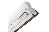 Đèn LED DUHAL | Đèn công nghiệp chóa phản quang 2x18W DUHAL LBB 240