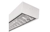 Đèn LED DUHAL | Máng đèn LED phản quang gắn âm trần 1x18W DUHAL LDD 140