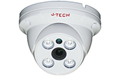 Camera IP J-TECH | Camera IP Dome hồng ngoại 2.0 Megapixel J-TECH SHD5130B