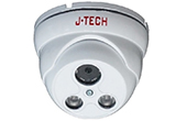 Camera IP J-TECH | Camera IP Dome hồng ngoại 2.0 Megapixel J-TECH SHD3400B