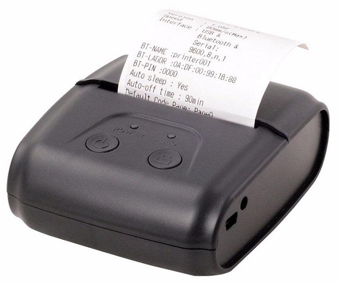 Máy in hóa đơn Xprinter XP-P200