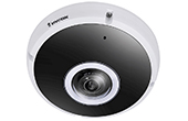 Camera IP Vivotek | Camera IP Fisheye hồng ngoại 12.0 Megapixel Vivotek FE9391-EV (no cable)