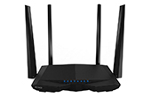 Thiết bị mạng TENDA | AC1200 Smart Dual-Band Wireless Router TENDA AC6