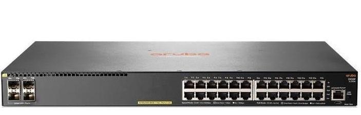 HP 2930F 24G PoE+ 4SFP Switch JL261A