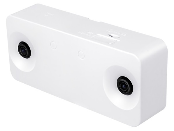 Camera IP Stereo 3D people counting Vivotek SC8131