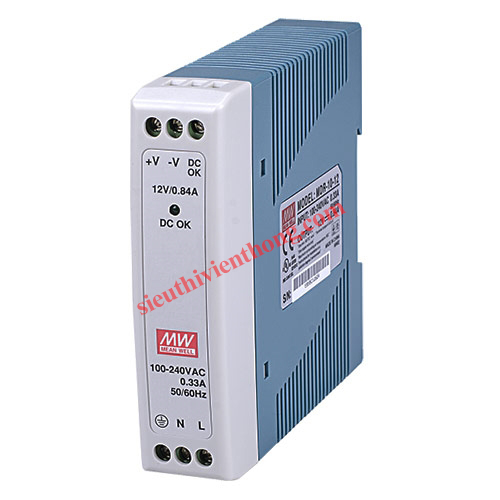 Power Adapter 12VDC Vivotek MDR-10-12