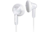 Tai nghe PHILIPS | Tai nghe In-Ear Headphones Philips SHE3010WT