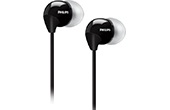 Tai nghe PHILIPS | Tai nghe In-Ear Headphones Philips SHE3590BK