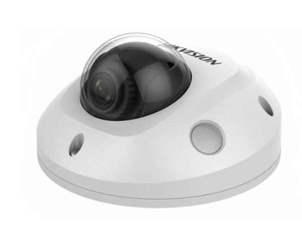 Camera IP Dome hồng ngoại không dây 2.0 Megapixel HIKVISION DS-2CD2523G0-IWS