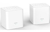 Thiết bị mạng TENDA | AC1200 Router for Whole-home Mesh WiFi TENDA Nova MW3 (2 pack)