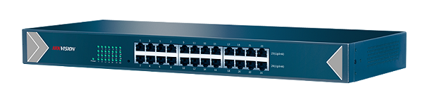 24-port 10/100/1000Mbps Switch HIKVISION DS-3E0524-E(B)