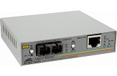 Media Converter ALLIED TELESIS | 100TX to 100FX (SC) Media Converter ALLIED TELESIS AT-MC102XL