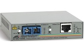 Media Converter ALLIED TELESIS | 100TX to 100FX (SC) Media Converter ALLIED TELESIS AT-MC103XL-60