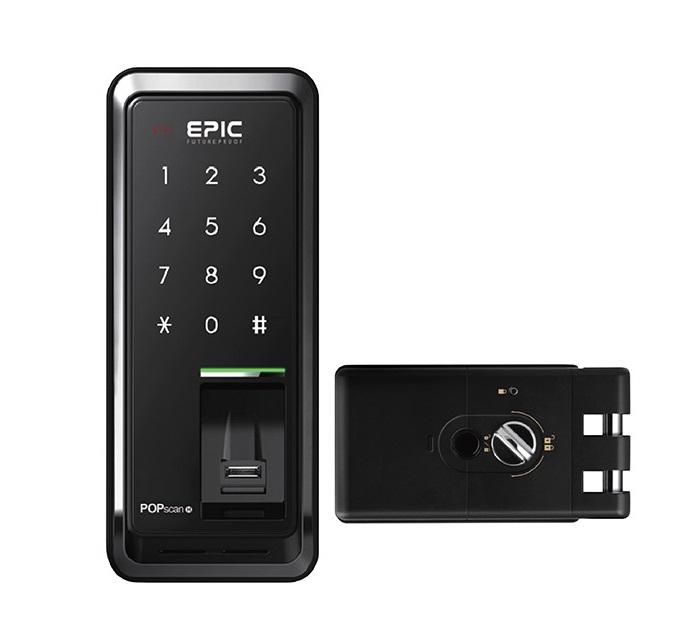 Khóa cửa điện tử EPIC POPScan - SIEU THI VIEN THONG
