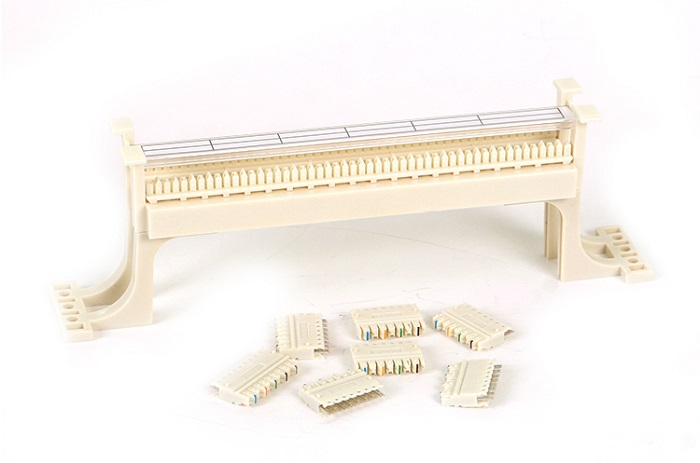 100-pair Unshield Cat.5e 110 Connecting Block LS