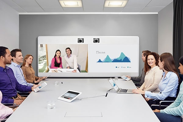 Phần mềm lập lịch cuộc họp CISCO TelePresence Management Suite (TMS)