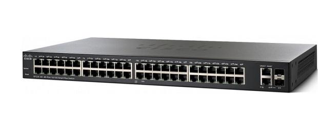 48-port 10/100 Smart Switch CISCO SF220-48-K9-EU