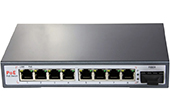 Switch PoE NETONE | 8-Port 10/100/1000Mbps PoE Switch NETONE NO-AFG-82F