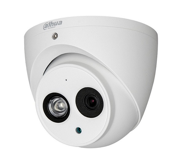 Camera Dome 4 in 1 hồng ngoại 5.0 Megapixel DAHUA HAC-HDW1500EMP-A