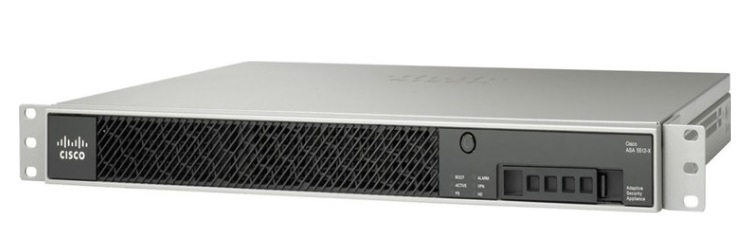 CISCO ASA SECURITY APPLIANCES ASA5512-IPS-K9