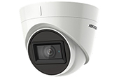 Camera HIKVISION | Camera Dome 4 in 1 hồng ngoại 8.3 Megapixel HIKVISION DS-2CE78U1T-IT3F
