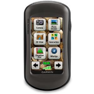 Máy định vị cầm tay GPS Garmin OREGON 550