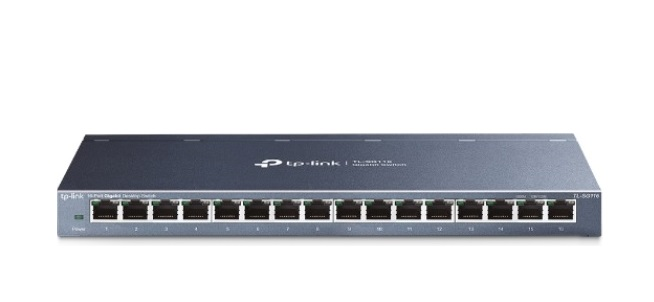 Unmanaged Pure-Gigabit Switch TP-LINK SG116