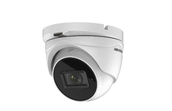 Camera Dome HD-TVI hồng ngoại 8.0 Megapixel HIKVISION DS-2CE79U1T-IT3ZF
