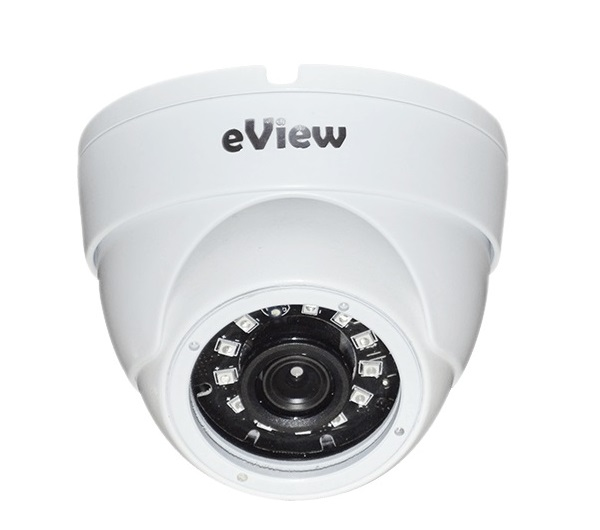 Camera Dome 4 in 1 hồng ngoại 1.3 Megapixel eView IRD2212F13