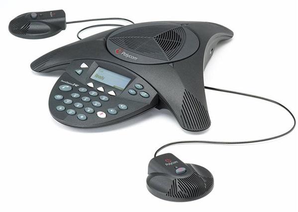 Điện thoại hội nghị POLYCOM SoundStation 2 DUO EXP